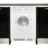 White Knight C4317AW Integrated Tumble Dryer