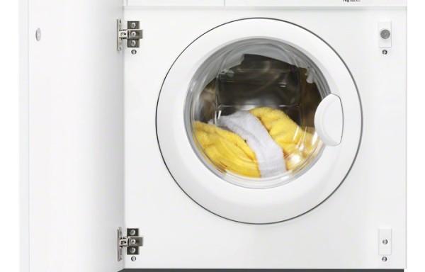 Zanussi ZWI71201WA Integrated Washing Machine