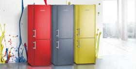 Liebherr CU**3311 Colourline Fridge Freezer